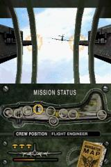 B-17: Fortress in the Sky Nintendo DS Here comes the Luftwaffe -- give 'em Hell boys!
