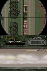 B-17: Fortress in the Sky Nintendo DS Starting the bombing run...