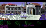 Indiana Jones and The Last Crusade: The Graphic Adventure DOS Plaza in Venice. (VGA)