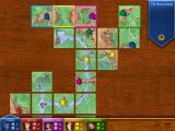 Carcassonne iPad A little bit later with five players.