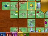 Carcassonne iPad ... and landscape mode.