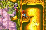 Donkey Kong Country 3: Dixie Kong's Double Trouble! Game Boy Advance One of the game's bug: passing through the tree