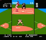 Tecmo Baseball NES The Delivery