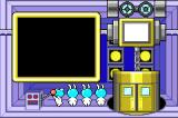 WarioWare, Inc.: Mega Microgame$! Game Boy Advance These blue-faced aliens represent four lives in this level