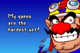 WarioWare, Inc.: Mega Microgame$! Game Boy Advance Wario thinks his games are the hardest