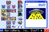 WarioWare, Inc.: Mega Microgame$! Game Boy Advance Credits unlocked