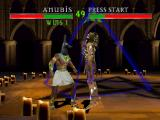 War Gods PlayStation Anubis can make attraction attack