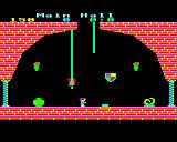 Citadel BBC Micro Starting location