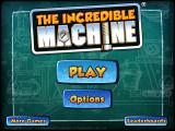 The Incredible Machine iPad Title Screen