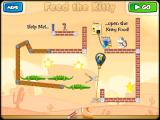 The Incredible Machine iPad To get the maximum score, the player must find a way to touch all the stars.
