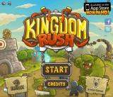 Kingdom Rush Browser Title Screen