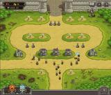 Kingdom Rush Browser The enemies become stronger and have armour.