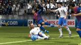 FIFA Soccer 12 Windows Impact Engine. Collision and physics are quite realistic.