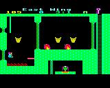 Citadel BBC Micro I've found an Egyptian mask - but how do I get there?