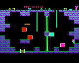 Citadel BBC Micro A room with boxes floating around