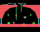 Citadel BBC Micro Playing as a female character