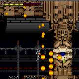 Knight Arms: The Hyblid Framer Sharp X68000 Killed by enemy fire...
