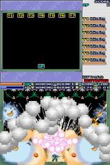 Bangai-O Spirits Nintendo DS Fire off that EX attack when there's lots of projectiles near you and the results are pretty spectacular.