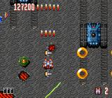 Override TurboGrafx-16 There be tanks here!..