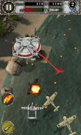 Air Attack Android Enemy UFO