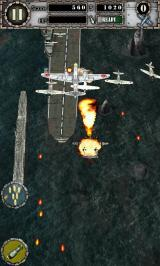 Air Attack Android Shot down