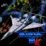 Nemesis '90 Kai Sharp X68000 Title screen A