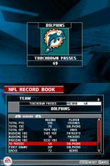 Madden NFL 2005 Nintendo DS Taking a look at the all time records for the league.