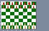 The Chessmaster 3000 DOS In-game