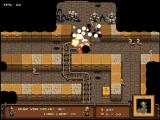 The Humble Bundle Mojam Windows Catacomb Snatch: Blowing up another barrier.