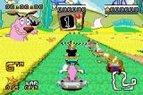 Cartoon Network Speedway Game Boy Advance And their off