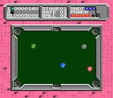 Lunar Pool NES 3 Left