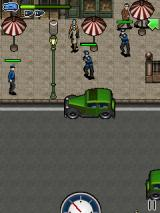 Mafia II Mobile J2ME The police is after me