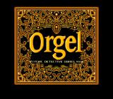 Psychic Detective Series Vol.4: Orgel TurboGrafx CD Title screen