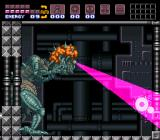 Super Metroid SNES The second form of Mother Brain