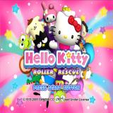 Hello Kitty: Roller Rescue PlayStation 2 Title screen.