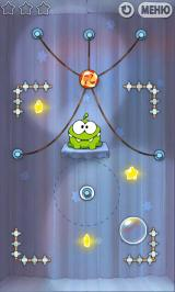 Cut the Rope Android It's tricky