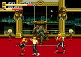 Streets of Rage 3 Genesis Fighting Mr. X's stooges