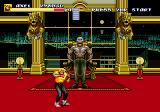 Streets of Rage 3 Genesis Fake Mr. X