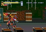 Streets of Rage 3 Genesis Skate gives Zack a headache