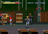 Streets of Rage 3 Genesis Skate's Fists of Fury