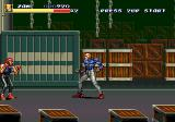 Streets of Rage 3 Genesis Dr. Zan ready to rock