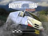 White Van Racer Windows Title and loading screen.