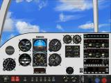 Aircraft: Collector's Edition Windows The Vans RV-6A main instrument panel