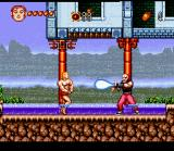 Jungle no Ōja Tar-chan SNES Hadouken?!? You're in the wrong game, pal...