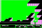 Zombies Apple II Beginning a game