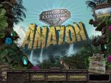 Hidden Expedition: Amazon iPad Title / Main menu