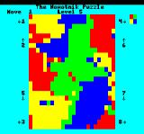 Nowotnik Puzzle Oric Level 5 start... my poor head!!!