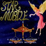 Star Mobile Sharp X68000 Title screen