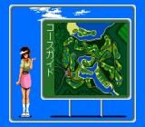 Super Albatross TurboGrafx CD Choosing the course