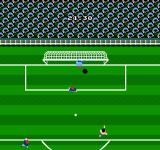 Tecmo World Cup Soccer NES Oh wow, what a save...